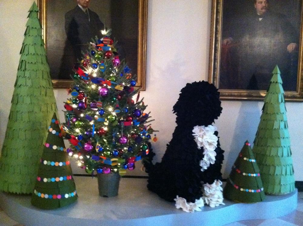 Terrariums, the White House and Santa! (2/3)