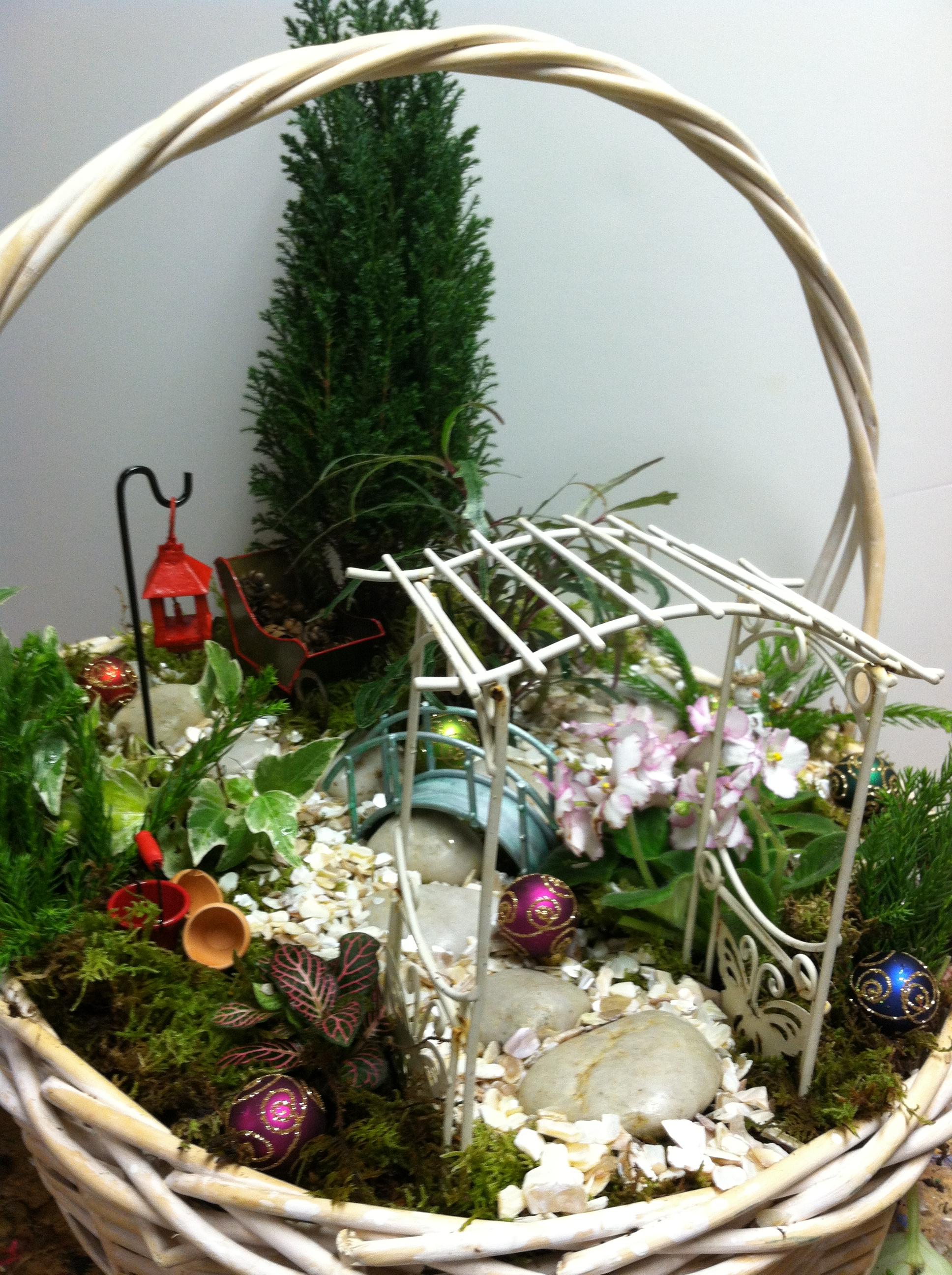Fairytale Christmas | The Garden Diaries