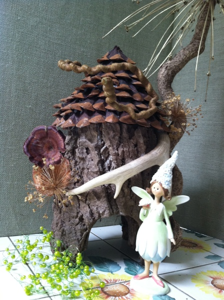 Fairy House for the outdoors