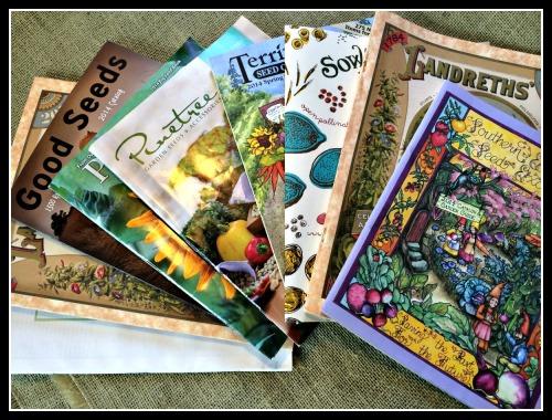An array of catalogs