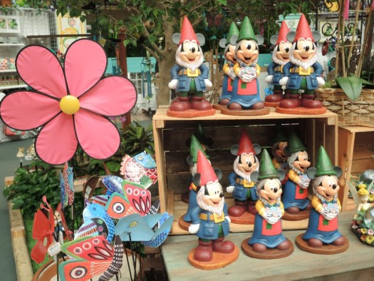 Mickey Mouse gnomes?