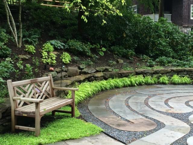 Making Of A Labyrinth